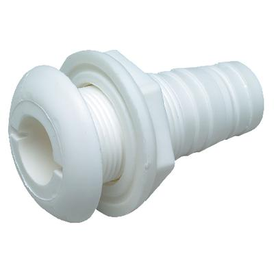 Seachoice 18030 Thru-Hull Connector With Broad Flange